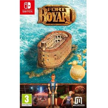 Игра за конзола Ford Boyard, за Nintendo Switch image