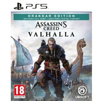 Игра за конзола Assassin's Creed Valhalla - Drakkar Edition, за PS5 image