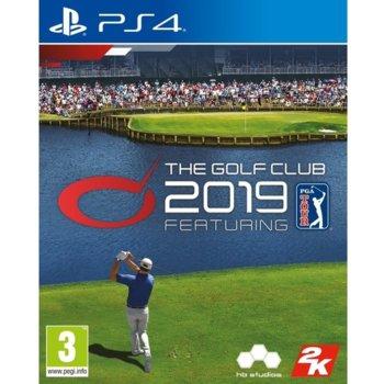Игра за конзола The Golf Club 2019, за PS4 image