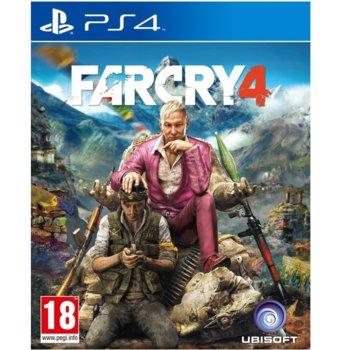 Игра за конзола Far Cry 4, за PS4 image