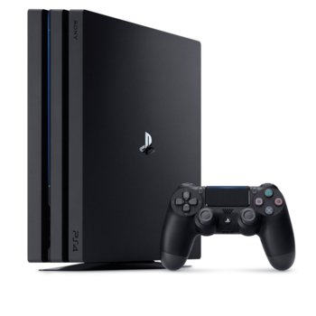 Конзола Sony PlayStation 4 Pro, 1TB HDD, черна image