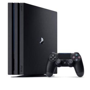 Конзола PlayStation 4 Pro, 1TB HDD, черна image