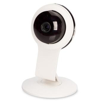 Стартов пакет Ednet Smart home Starter Kit Security (EDN-84299), включва 1x HD720p камера за закрито, 1x датчик за движение и 2 контактни сензора image