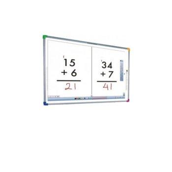 "Интерактивна дъска Turning Technologies DualBoard 1279, 79"" (200.66 cm), USB image"