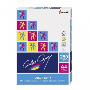 Mondi Color Copy, А4, 160g/m2, 250л., бял product