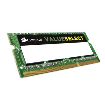 Памет 4GB DDR3L 1600MHz SODIMM, Corsair CMSO4GX3M1C1600C11, 1.35V image