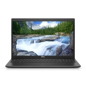 "Лаптоп Dell Latitude 3520 (N007L352015EMEA)(сив), двуядрен Tiger Lake Intel Core i3-1115G4 3.0/4.1 GHz, 15.6"" (39.62 cm) Full HD Anti-Glare Display, (HDMI), 8GB DDR4, 256GB SSD, 1x USB 3.2 Type-C, Windows 10 Pro image"