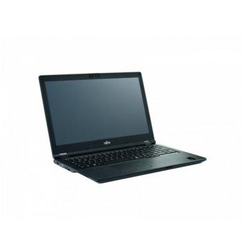 "Лаптоп Fujitsu LIFEBOOK E5510 (S26391-K500-V100_256_I3_W), двуядрен Comet Lake Intel Core i3-10110U 2.1/4.1 GHz, 15.6"" (39.62 cm) Full HD LED IPS Anti-Glare Display, (HDMI), 8GB DDR4, 256GB SSD, 1x USB 3.2 Type C, Windows 10 Pro  image"