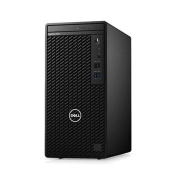 Настолен компютър Dell OptiPlex 3080 MT (DTO3080MTI3101054G1T_UBU-14), четириядрен Comet Lake Intel Core i3-10105 3.7/4.4 GHz, 4GB DDR4, 1TB HDD, 4x USB 3.2, Linux image