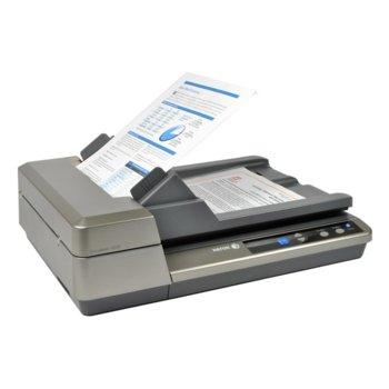 Скенер Xerox DocuMate 3220, 600dpi, А4, двустранно сканиране, ADF, USB, Сканиране на ID карти image