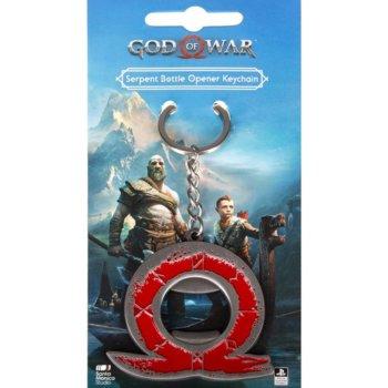 Ключодържател отварачка Gaya Entertainment God of War Serpent image