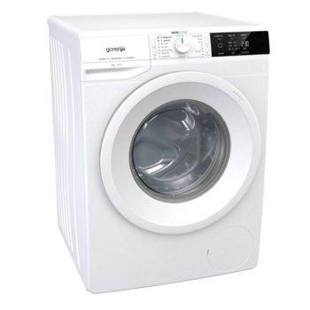 Перална машина Gorenje WEI943, клас A+++, 9 кг. капацитет, 1,400 оборота в минута, свободностояща, 60 cm. ширина, 16 програми, бяла  image