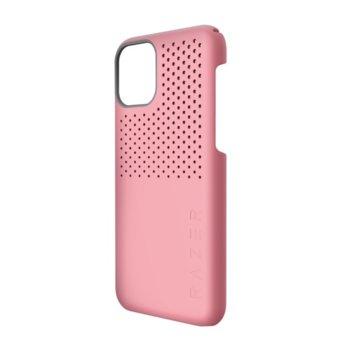 Калъф за Apple iPhone 11 Pro, хибриден, Razer Arctech Slim Quartz RC21-0145BQ06-R3M1, розов image