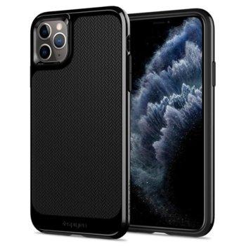 Kалъф за Apple iPhone 11 Pro Max, хибриден, Spigen Neo Hybrid 075CS27146, черен image