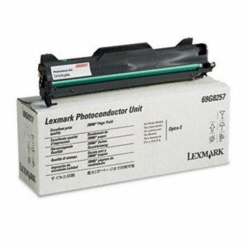 КАСЕТА ЗА LEXMARK OPTRA E/Ep/Es/E+/4026/4026A - Photoconductor unit - P№ 69G8257 - заб.: 20000k image