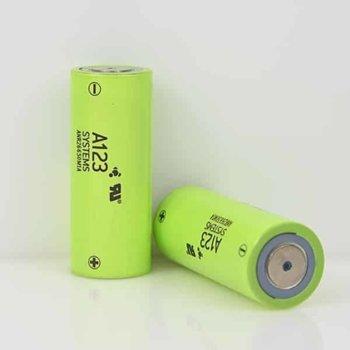 Акумулаторна батерия A123 Systems ANR26650M1A, 26650, 3.3V, 2300mAh, Li-FePO4, 1 брой image