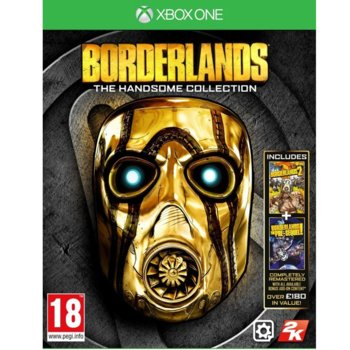 Borderlands: The Handsome Collection product