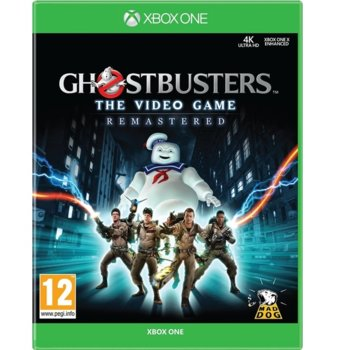 Игра за конзола Ghostbusters: The Video Game Remastered, за Xbox One image