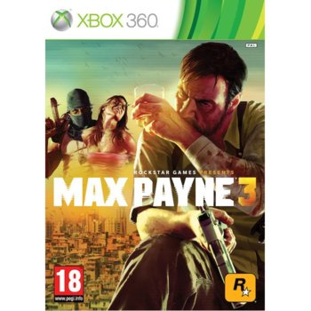 Max Payne 3 product