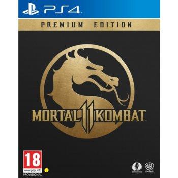 Mortal Kombat 11 - Premium Edition (PS4) product