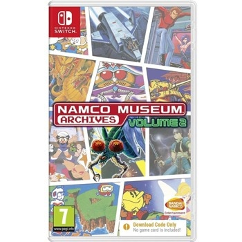 Namco Museum Archives Vol. 2 - Code Switch product