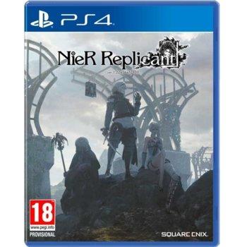 Игра за конзола NieR Replicant ver.1.22474487139..., за PS4 image