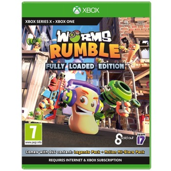 Игра за конзола Worms Rumble: Fully Loaded Edition, за Xbox One image
