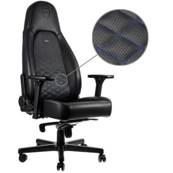 noblechairs Icon Black/Blue product