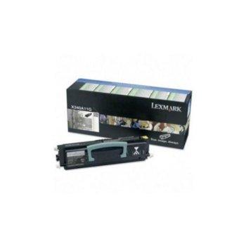Тонер за Lexmark E 340/342n - Black - 0X340A11G - Заб.: 2 500k image