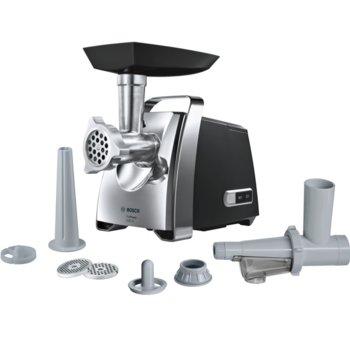 Месомелачка Bosch MFW67450, капацитет 3.5 кг/мин, 1500W, черна image