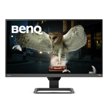 "Монитор BenQ EW2780 (9H.LJ4LA.TSE), 27"" (68.58 cm) IPS панел, Full HD, 5ms, 20M:1, 250 cd/m2, HDMI image"