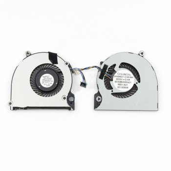 Вентилатор за лаптоп HP съвместим с EliteBook Folio 9470M image