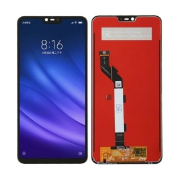 Xiaomi Mi8 Lite LCD with touch Black Original product