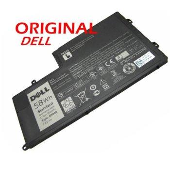 Батерия (оригинална) за Лаптоп DELL Inspiron 3550 0PD19 58DP4, 7.4 V, 7837mAh image