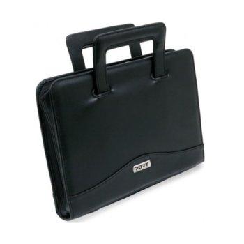 """Чанта Port Austin за лаптоп до 12"""" (30.48 cm), черен image"""