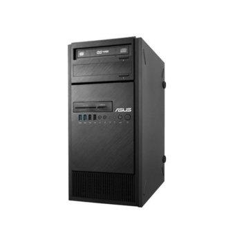 Настолен компютър Asus ESC500 G4 M3Q, четиридрен Kaby Lake Intel Core i5-7500 3.4/3.8GHz, 8GB DDR4, 256GB SSD, 1x USB 3.1 Type C, 1, 1x USB 3.1, 6x USB 3.0, Free DOS image