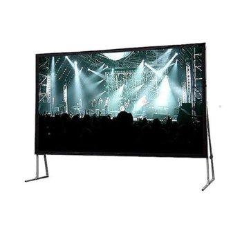 """Екран Avtek Fold 365, на стойка, 3858 x 2486 мм, 170"""" (431.8 cm), 16:10 image"""