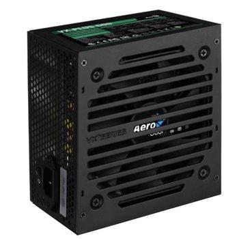 Захраване AeroCool VX PLUS, 600W, Passive PFC, CE, 120mm вентилатор image