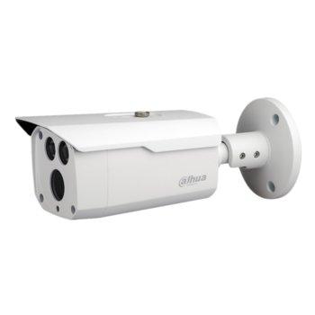 "IP камера Dahua IPC-HFW4431D-AS-S2-0360B, насочена ""bullet"", 4MPix (2688x1520@25FPS), 3.6mm обектив, H.265+/H.265/H.264+/H.264, IR осветеност (до 80 метра), външна IP67, PoE, RJ-45 10/100Base-T, microSD слот image"