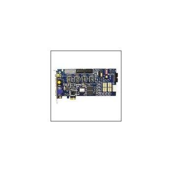 DVR платка GeoVision GV-1120X, 8 видео/8 аудио входа, 400/100fps, D-Sub, MPEG4/H.264 image