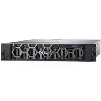 Сървър Dell PowerEdge R7515 (PER751501A_1), осемядрен AMD EPYC 7262 3.2/3.4GHz, 32GB DDR4 R DIMM, без HDD, 2x 1GbE, 2x USB 3.0, без ОС, 1x 750W PSU image