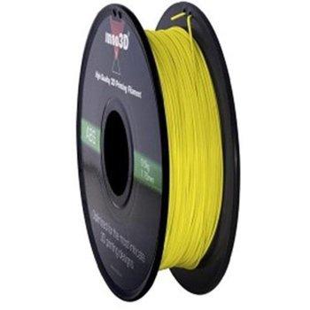 Консуматив за 3D принтер Inno3D, ABS Yellow, 1.75mm, жълт, 500g, пакет от 5 броя image