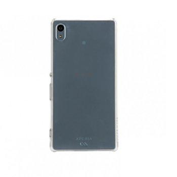Калъф Sony Xperia Z4 ,Xperia Z3+, страничен протектор с гръб, поликарбонатов, CaseMate Barely There, прозрачен image