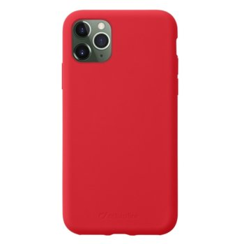 Cellular Line Sensation за iPhone 11 Pro Max, Черв product