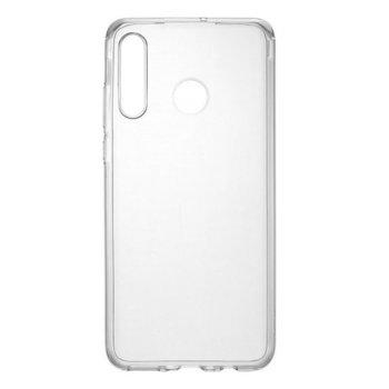Калъф за Huawei Y5 2019, Devia Naked, стандартен, силиконов, прозрачен image