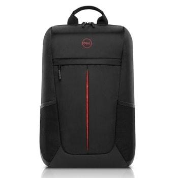 "Раница за лаптоп Dell Gaming Lite Backpack 17, GM1720PE, водоустойчива, до 17"" (43.18 cm), черна image"
