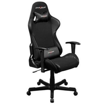 DXRacer FORMULA Gaming Chair - черен/сив product