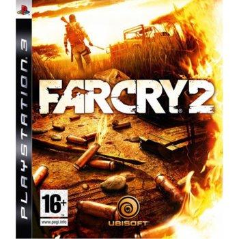 Игра за конзола Far Cry 2, за PlayStation 3 image