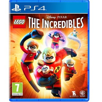 Игра за конзола LEGO The Incredibles, за PS4 image