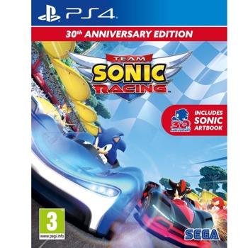 Игра за конзола Team Sonic Racing - 30th Anniversary Edition, за PS4 image